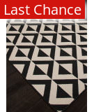 Rugstudio Sample Sale 103823R Black Area Rug
