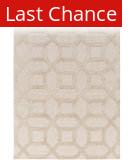 Rugstudio Sample Sale 137509R Ivory - Beige Area Rug