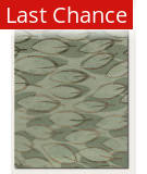 Rugstudio Sample Sale 24589R Sage 8089-0899 Area Rug