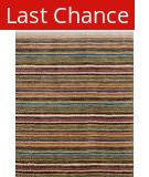 Rugstudio Sample Sale 56170R Stripe Area Rug
