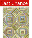 Rugstudio Sample Sale 64420R Green Area Rug