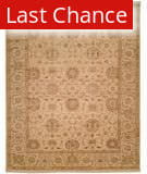 Rugstudio Sample Sale 13534R Ivory Area Rug