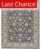 Rugstudio Sample Sale 184815R Charcoal Area Rug