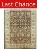 Global Accents Imperial Ghazni Exemplar Brown 8004 Area Rug