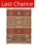 Rugstudio Sample Sale 74744R Cardinal - Mustard Gold Area Rug
