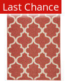 Rugstudio Sample Sale 131717R Jester Red - Birch Area Rug