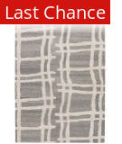 Jaipur Living Gramercy By Kate Spade New York Broken Plaid Gkn56 Heather Grey Area Rug