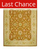 Jaipur Living Jaimak Lerik JM04 Ginger Brown/Sand Area Rug