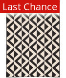 Rugstudio Sample Sale 102979R Jet Black - Birch Area Rug