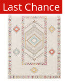 Rugstudio Sample Sale 195496R Ivory Area Rug