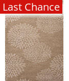 Jaipur Living Traverse Kyoto Tv11 Medium Brown Area Rug