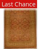 J. Aziz Haj Jalili V-1603 Rust / Lemmon Area Rug