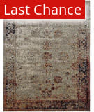 Rugstudio Sample Sale 204965R Vintage Grey Area Rug