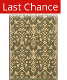Rugstudio Sample Sale 26950R Sage-Ivory Area Rug