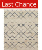 Rugstudio Sample Sale 181616R Sand - Multi Area Rug