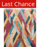 Rugstudio Sample Sale 206571R Fiesta - Multi Area Rug