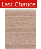 Rugstudio Sample Sale 146382R Beige - Rust Area Rug