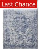 Rugstudio Sample Sale 181645R Blue - Stone Area Rug