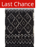 Rugstudio Sample Sale 171722R Black Area Rug
