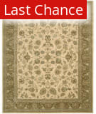 Rugstudio Sample Sale 20133R Ivory Area Rug