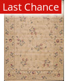 Rugstudio Sample Sale 23444R Gold Area Rug