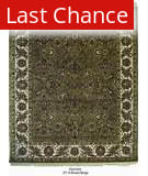 ORG Ovations St-9 Green / Beige Area Rug