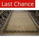 Org 16/18 Shah Abbas 2738 Bone Area Rug