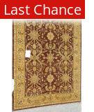 ORG Peshawar Ult-443 Brown - Gold Area Rug