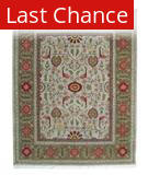 ORG Handtufted Oushak Pale-Taupe Area Rug