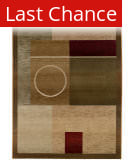Rugstudio Sample Sale 164R  Area Rug