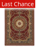 Rugstudio Sample Sale 167564R Red - Multi Area Rug