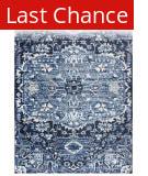 Rugstudio Sample Sale 180154R Light Blue Area Rug