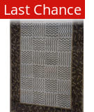 Rugstudio Sample Sale Cl-203 Beige - Brown Area Rug