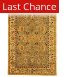 Rugstudio Sample Sale 49607R Blue / Ivory Area Rug