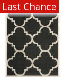 Rugstudio Sample Sale 98954R Black / Beige Area Rug