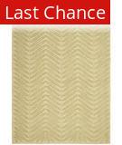 Rugstudio Sample Sale 66450R Chevron Leaves B Area Rug