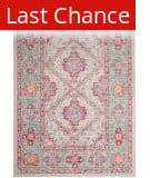 Rugstudio Sample Sale 182670R Spa - Fuchsia Area Rug
