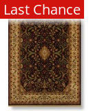 Shaw Modern Home Courtland Brown - 11700 Area Rug