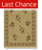 Rugstudio Famous Maker 38118 Natural Area Rug