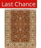Rugstudio Sample Sale 24029R Burgundy Area Rug