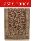 Rugstudio Sample Sale 136911R Red / Gold Area Rug