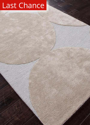 Rugstudio Sample Sale 82088R Pastel Blue/Silver Area Rug