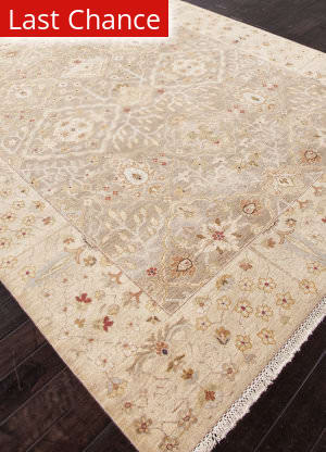 Addison And Banks Hand Knotted Abr1333 Oatmeal Outlet Area Rug