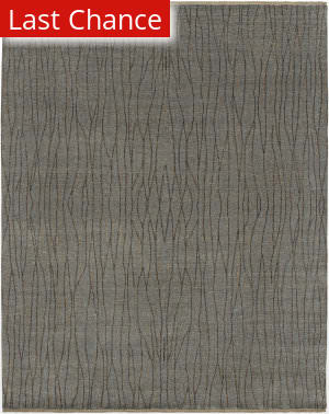 Rugstudio Sample Sale 67553R Steel Gray Area Rug