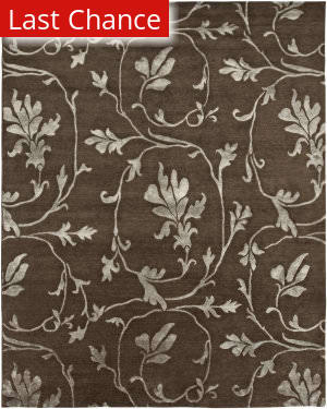 Amer Synergy Orma Chocolate Area Rug