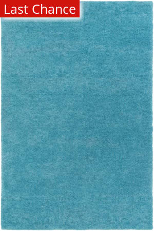 Rugstudio Sample Sale 156091R Turquoise Area Rug