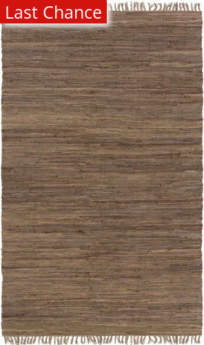 Rugstudio Sample Sale 112297R Brown Area Rug
