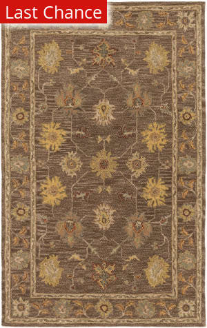 Rugstudio Sample Sale 112379R Grey Area Rug