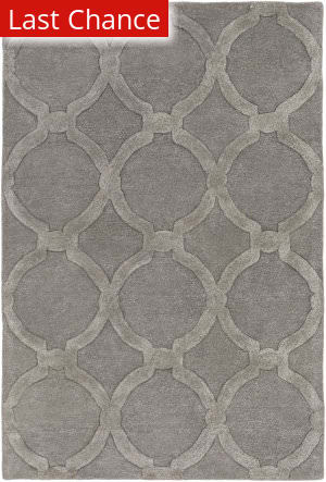 Rugstudio Sample Sale 137597R Charcoal Area Rug