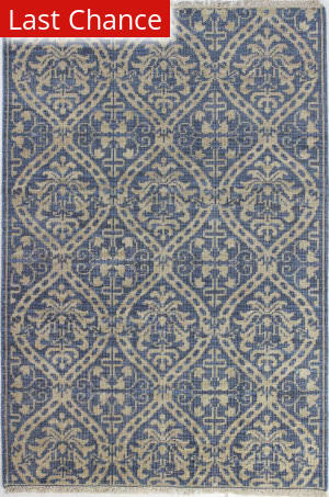 Rugstudio Sample Sale 158957R Azure Area Rug
